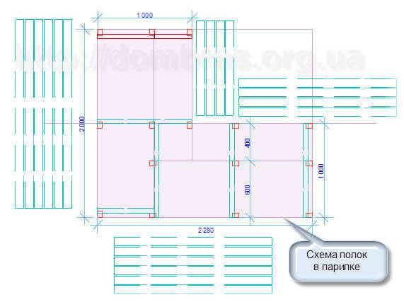 konstrukcia-polok-v-parilke
