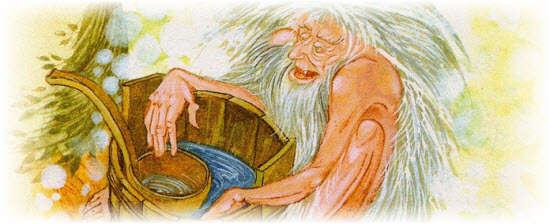 Банник - злой дух бани