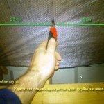 Подготовка крыши к монтажу разделки (прохода через крышу)